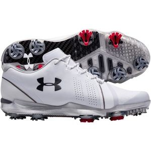 Under Armour Mens Spieth 3 Golf Shoes 11